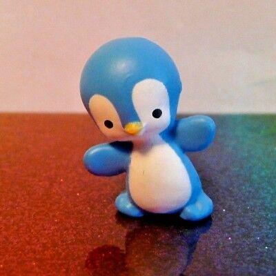 Twozies Season 1 SLIPPA Penguin Black Mint OOP