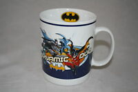 BATMAN Becher Könitz Porzellan 400ml Tasse  Dynamic Duo