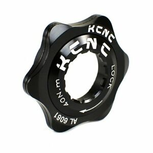 KCNC Disc Rotor CENTER-LOCK Adapter Red