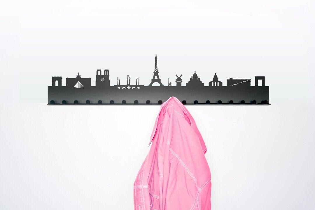Radius Design Städte Garderobe - PARIS | Überlegen