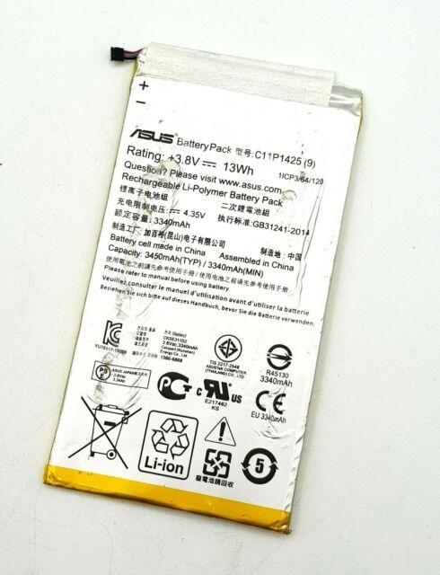 Original Asus C11P1425 Tablet Akku Accu Batterie Battery 3340mAh 3.8V 13Wh