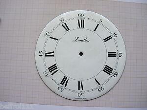 Cadran-email-non-perce-pendule-Zenith-horloge-Uhr-Clock-lic-ato-dial-151-mm-N-12