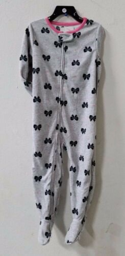 NEW Girls Carter/'s Fleece Blanket Sleeper-For Infants and Toddlers