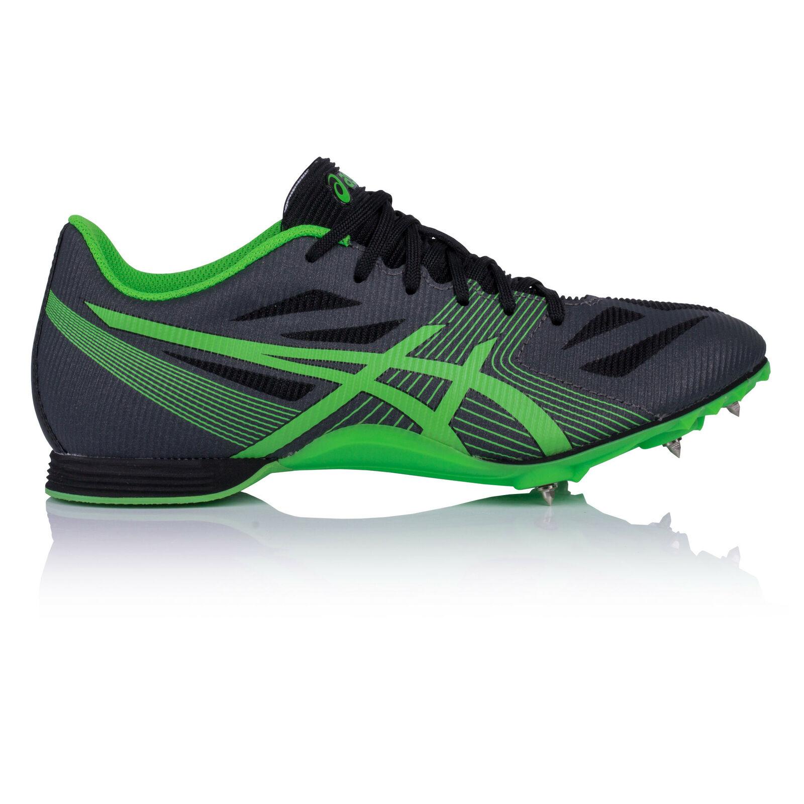 Asics Hyper Md 6 Unisex verde  Negro Correr Deporte Ligeros Zapatillas Con Clavos  la mejor selección de