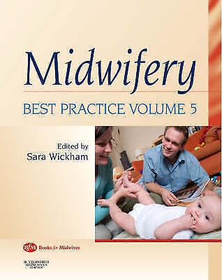 (Good)-Midwifery: Best Practice Volume 5: v. 5 (Paperback)--0750675403