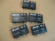 GRAYHILL 70M-OAC24 , 15-30VDC, 140VAC, 3A, 5pc lot