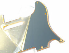 NEW PICKGUARD TELECASTER gold mirror pour Fender ou autre télé