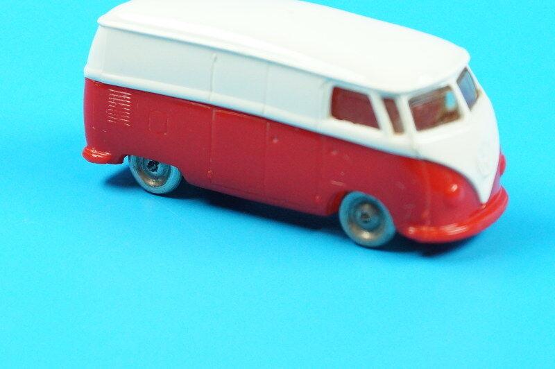LEGO 1 87 bulli t1 VW autobus-Transporter  Rosso, Bianco (f107  migliori prezzi e stili più freschi