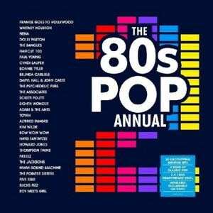Various-Artists-80s-Pop-Annual-2-Various-New-Vinyl-UK-Import
