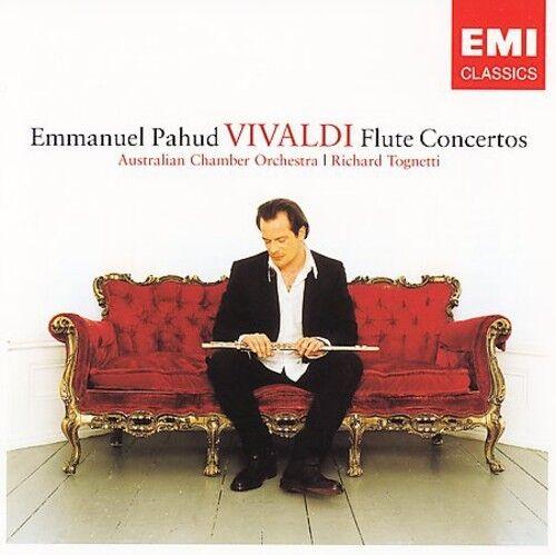 Emmanuel Pahud - Cons FL [New CD] UK - Import