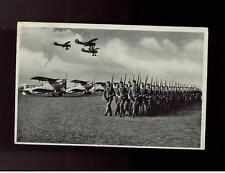 1940 Posen Germany RPPC Luftwaffe Planes Feldpost Postcard Cover