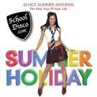 School Disco.com - Summer Holiday Audio CD Various Artists