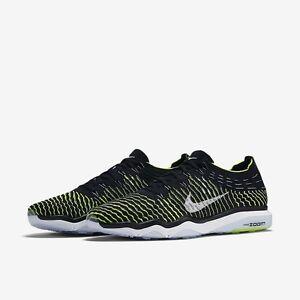 Image is loading Women-039-s-Nike-Zoom-Fearless-Flyknit-Black-
