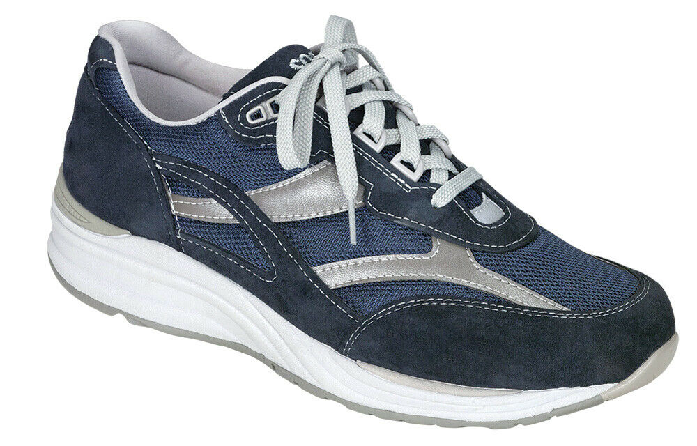 SAS Men's shoes Journey Mesh bluee 9.5 Wide W FREE SHIPPING New In Box Save