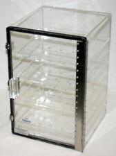 Nalgene Acrylic Desiccator Cabinet Model 5317 0180 4 Shelves And Tray