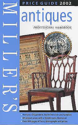 """AS NEW"" Miller's Antiques Price Guide 2002 (Miller's), Norfolk, Elizabeth, Book"