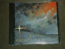 Japan Exorcising Ghosts Japan CD David Sylvian Mick Karn Steve Jansen