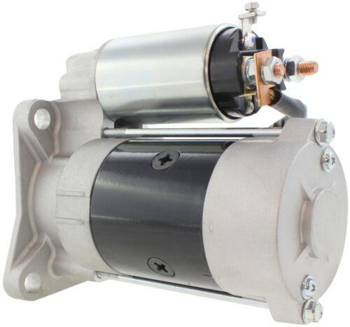New Starter Gehl Skid Steer SL6625 DX SX w 204.30 Perkins Diesel M005T22173