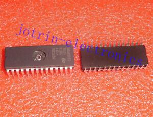 2-piezas-M27C256-10F1-DIP-28-256K-EPROM-CMOS-de-32K-X-8