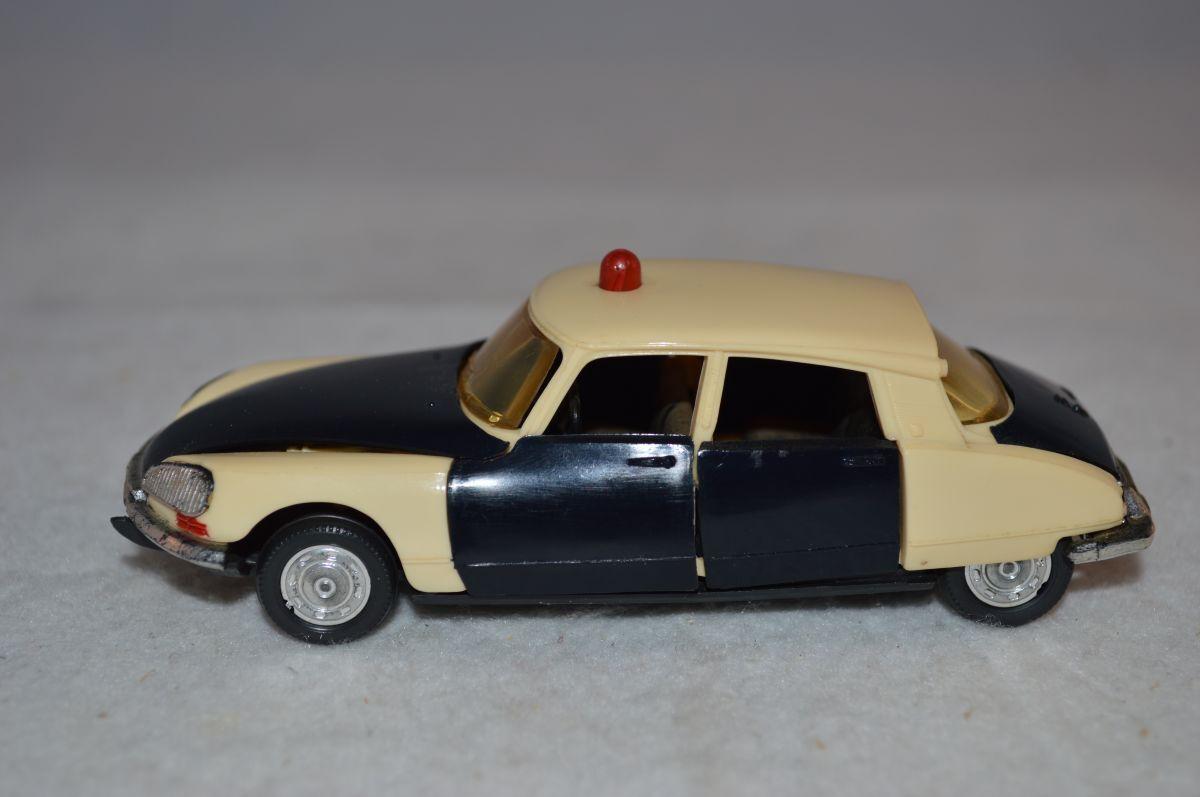 preferenziale Norev 158 Citroen DS 21 polizia near near near mint a beauty  le migliori marche vendono a buon mercato