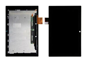 Touch Screen Digitizer + Lcd Display Assembly For Sony Xperia Z1 SGP311 SGP321