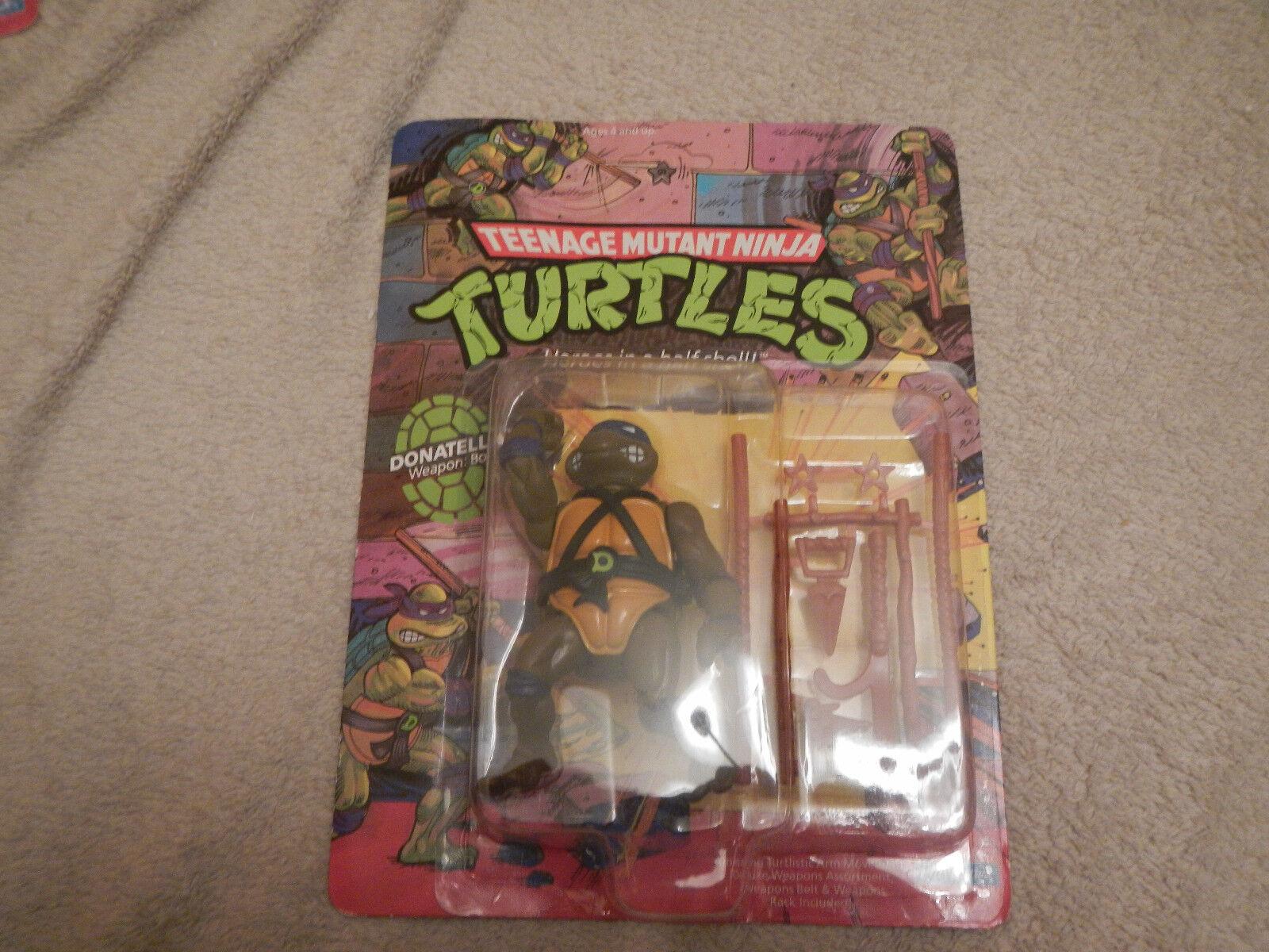 1988 1988 1988 Teenage Mutant Ninja Turtles Donatello Unpunched 846826
