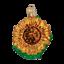 Old-World-Christmas-GARDEN-SUNFLOWER-36124-N-Glass-Ornament-w-OWC-Box thumbnail 1