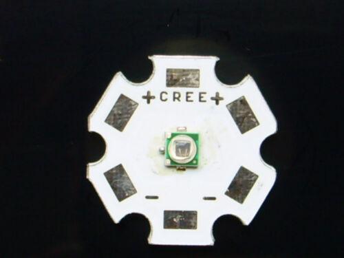 1 Stück HighPower Led Hochleistungsdiode IR Infrarot Infrared 3 Watt Typ 850nm