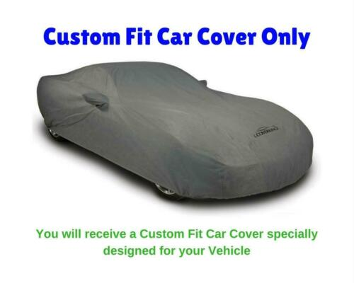 Car Cover Triguard For Maserati Coupe Coverking Custom Fit