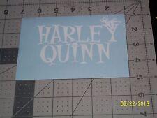"Harley Quinn 5"" Vinyl Decal sticker laptop windows wall car boat (a)"
