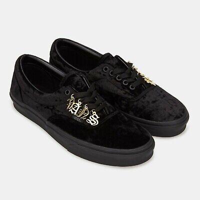 Vans Era Vans Id Black Velvet Women's