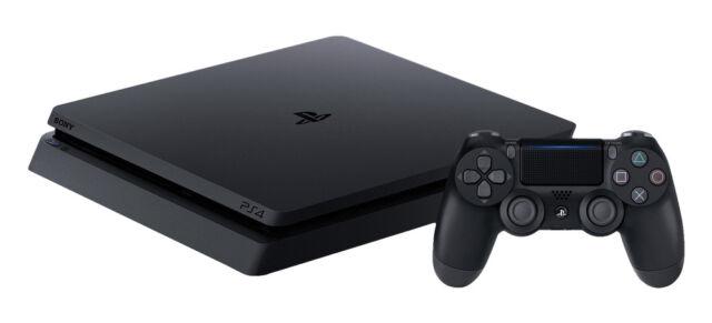CONSOLE PS4 500GB  PLAYSTATION 4 SLIM HDR 2216A NUOVA GARANZIA ITALIA 2 ANNI