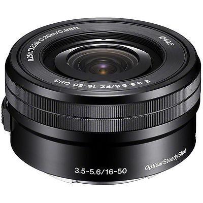 Sony SELP1650 SEL 16-50mm f/3.5-5.6 OSS Lens (Black)