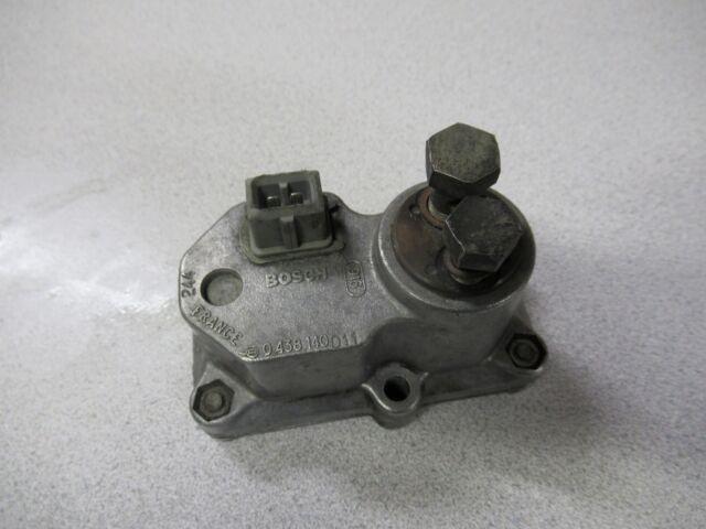 Porsche / VW/Audi Calentamiento Regulador Bosch 0 438 140 011 #14 C #148
