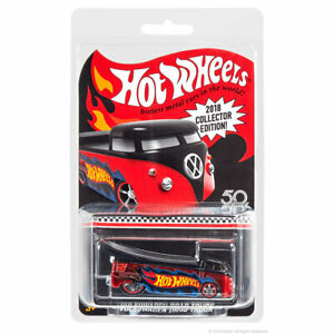 Hot-Wheels-2018-Collector-Edition-1-64-Scale-Die-cast-VOLKSWAGEN-DRAG-TRUCK