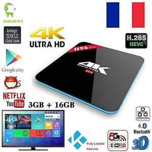 Android-6-0-H96-Pro-3GB-16GB-Octa-Core-WIFI-IPTV-4K-Smart-TV-Box-HD