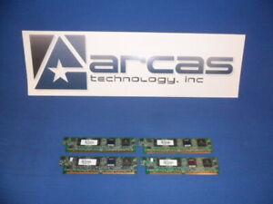 Cisco-PVDM2-64-64-Channel-Fax-Voice-DSP-Module-Lot-of-4-Original-w-Hologram