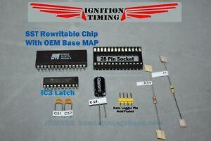 Honda OBD1 ECU Base Map Full Socket Kit + SST Rewritable P28 P30 P72 P08 P06 P75