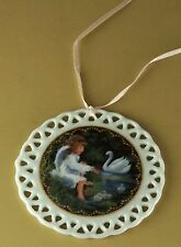 Heaven's Little Sweethearts AN ANGEL'S SHARING Ornament Donna Brooks Lovely!