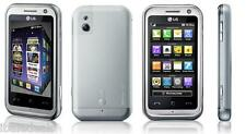LG ARENA KM900 NEUF COMPLET DEBLOQUE WiFi 3G UMTS HSDPA WCDMA 5MX DANS SA BOITE