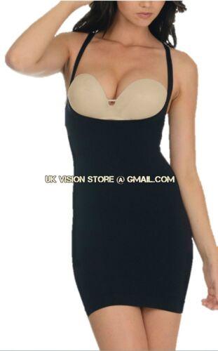 Seamless Underbust Lace Body Shaper Tight Shapewear Slim Bodysuit Women Corset