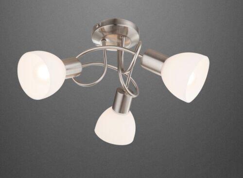 Neu Deckenleuchte Leuchte Deckenlampe Glasleuchte 54918-3 Globo