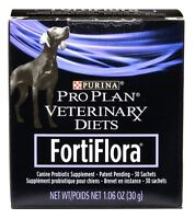 Fortiflora Canine Nutritional Supplement Packets (30 Count)