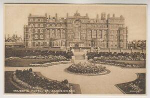Lancashire postcard - Majestic Hotel, St Annes on Sea (A731)
