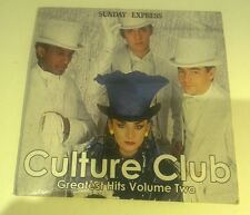 Culture Club CD Greatest Hits Volume Two