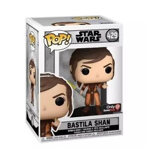 Star Wars Bastila Shan Funko Pop #429 with Protector PreOrder
