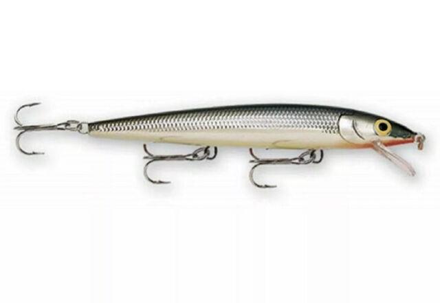 Rapala Hj-12 Minnow Husky Jerk 12 Rattling Fishing Lure HJ12 Excelent for sale online