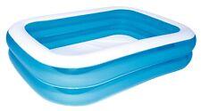 Bestway Swimming POOL 211 x 132 x 46 cm Family Kinderpool PLANSCHBECKEN