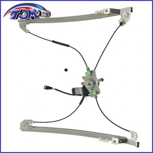Power Window Regulator Motor Assembly Front Right For Dodge Chrysler 741-551