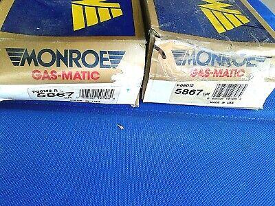 For Shocks Pair Set Rear Chevrolet Camaro 1982-2002 Monroe 5867
